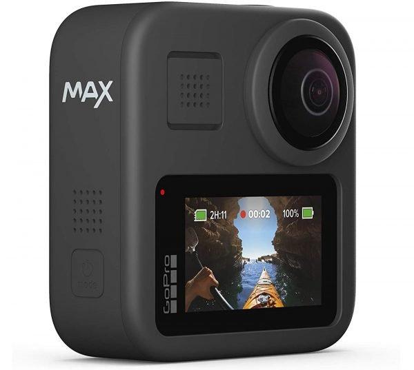 Camera 360 degrés