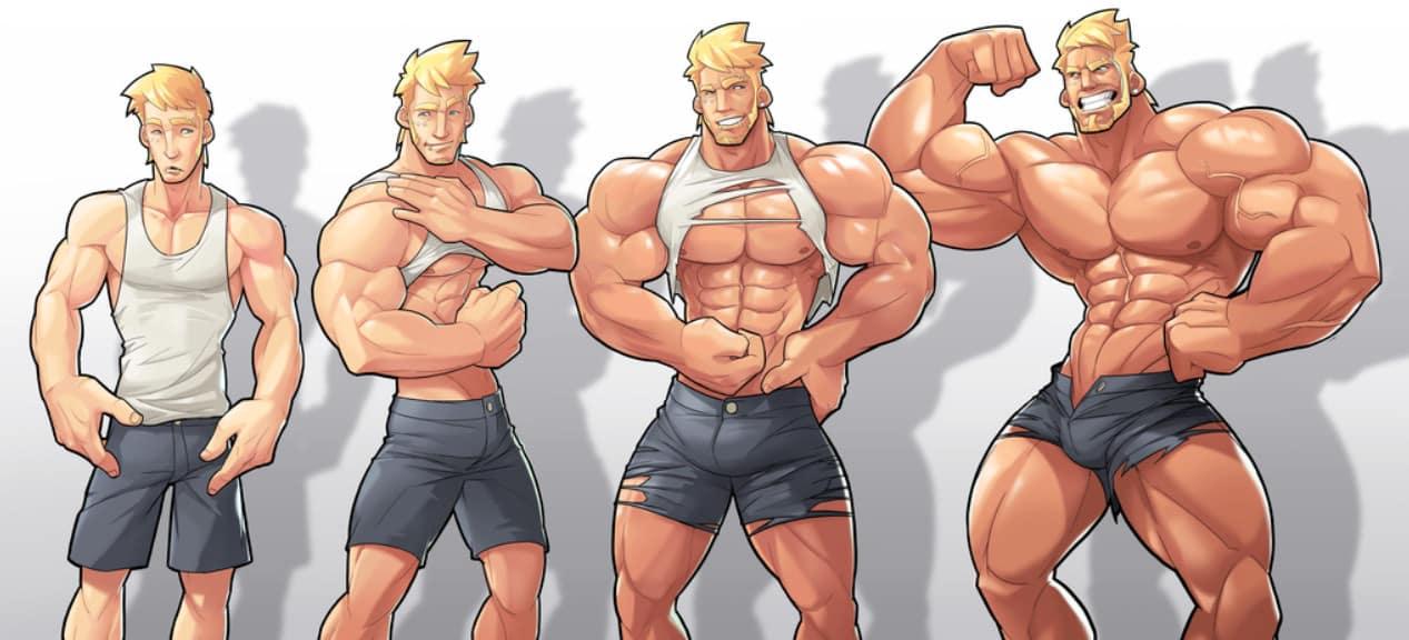 La musculation - Comment grossir vite et naturellement - Prise de masse en 30 jours (pas plus)