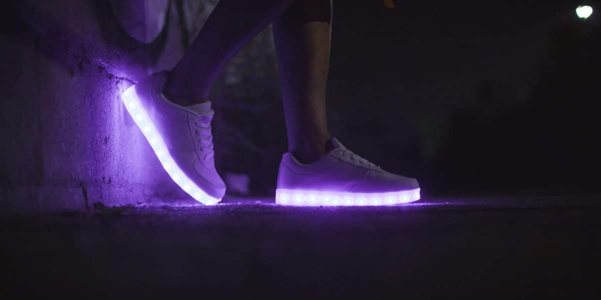 buy online 466c6 9025a chaussures led qui s allument