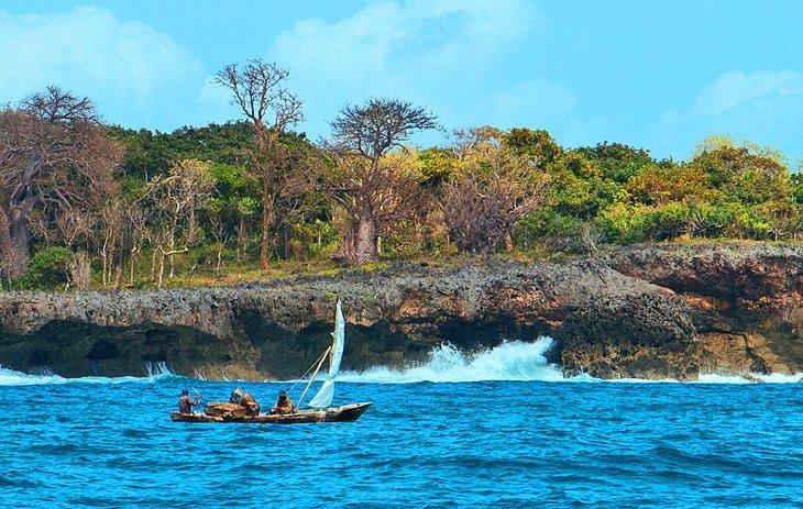 Mombasa Island