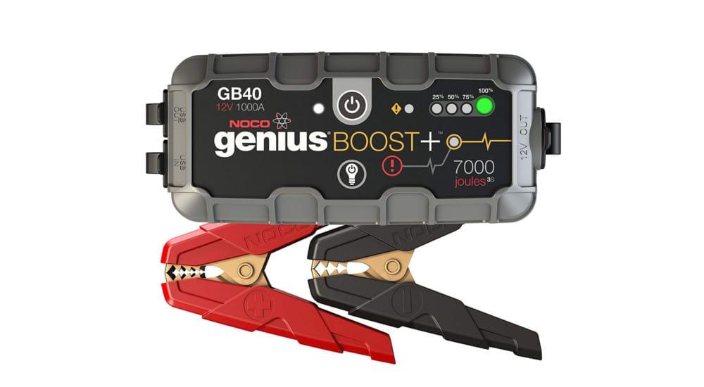 DÉMARREUR NOCO GENIUS BOOST JUMP - Booster batterie voiture : utilisation, choix et comparatif des meilleurs