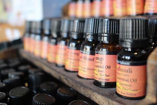 huile essentielle de massage