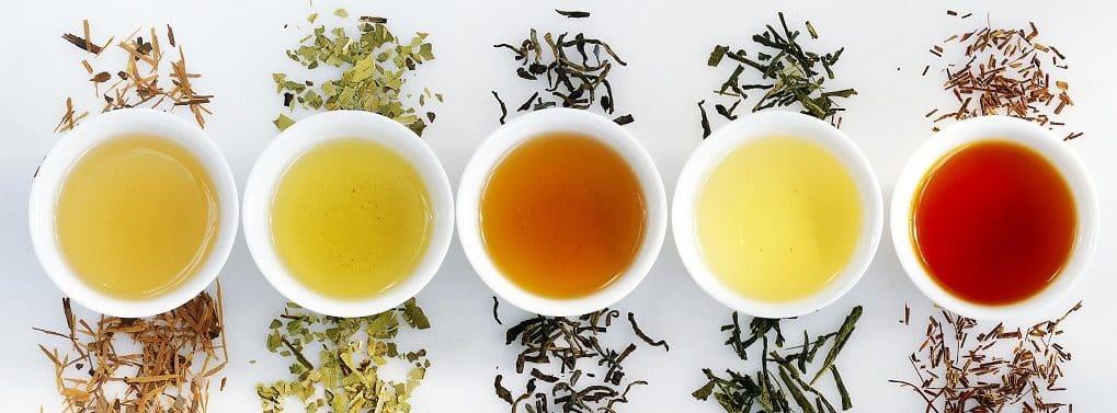 thé - Oolong