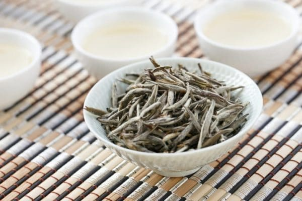 Le thé blanc