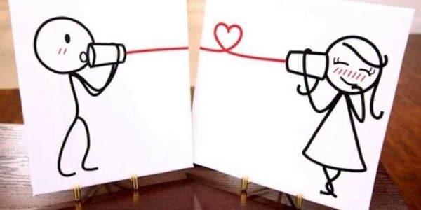 entretenir un amour à distance
