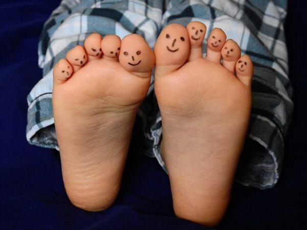 Traitement contre les mycoses des ongles de pied