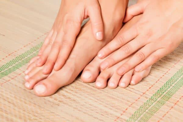 mycose de l'ongle de pied