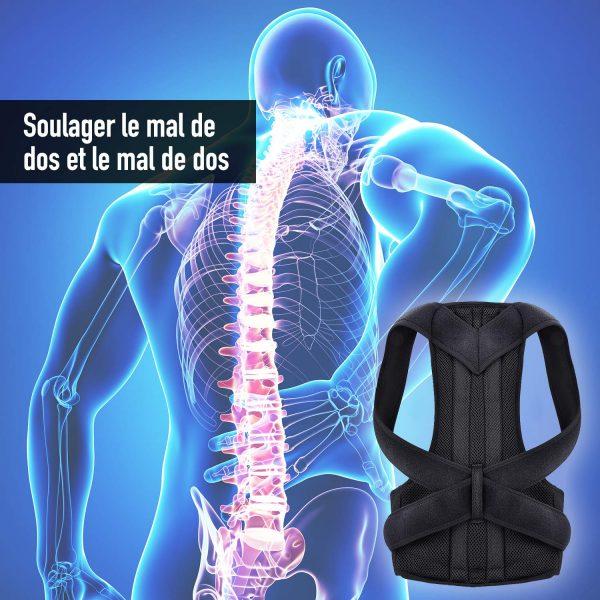 En finir avec les douleurs du dos