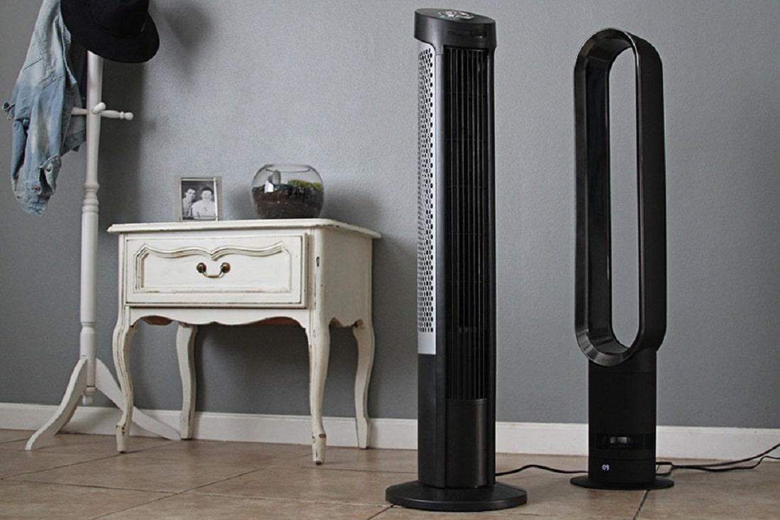 Qualités du ventilateur