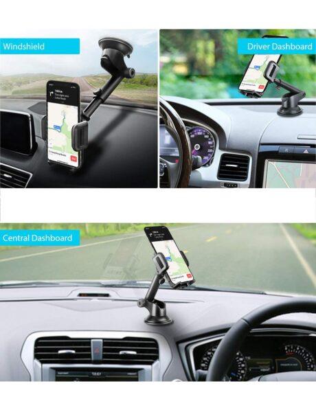 Téléphone intelligent - Téléphone de voiture