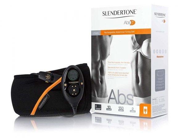 Slendertone - Ceinture ABS 7 - 10 programmes de tonification - Slendertone