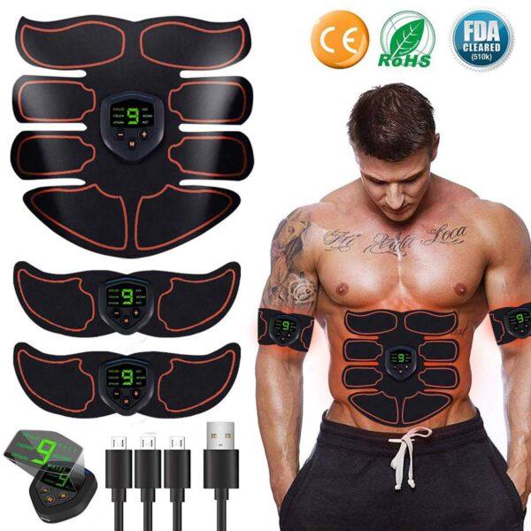 Stimulation musculaire électrique - Muscle
